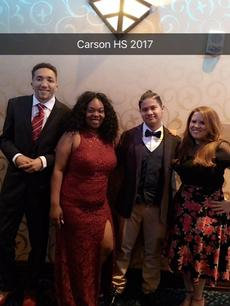 2017 Prom for DHH students